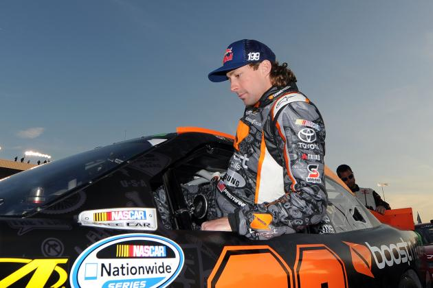 NASCAR: Travis Pastrana Makes Few Mistakes in Nationwide Series Debut