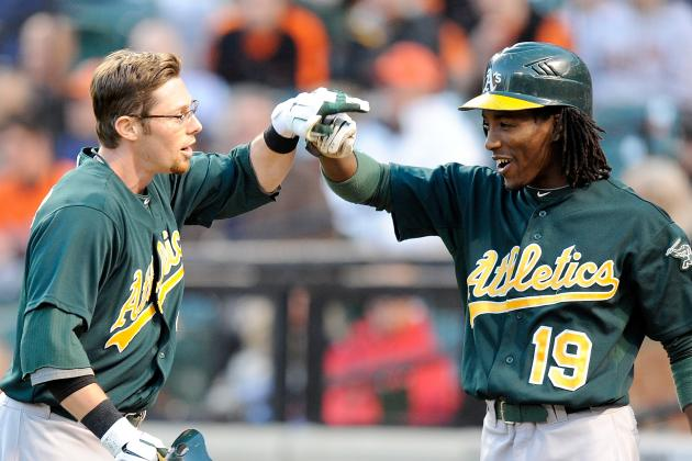 Game Recap: Oakland A's Move over .500 with 5-2 Win over Orioles