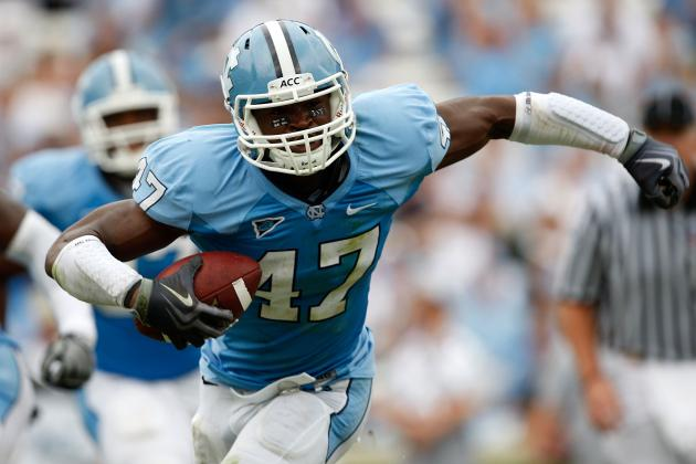 Tennessee Titans 2012 Draft: Grading the Team's Second Day Picks