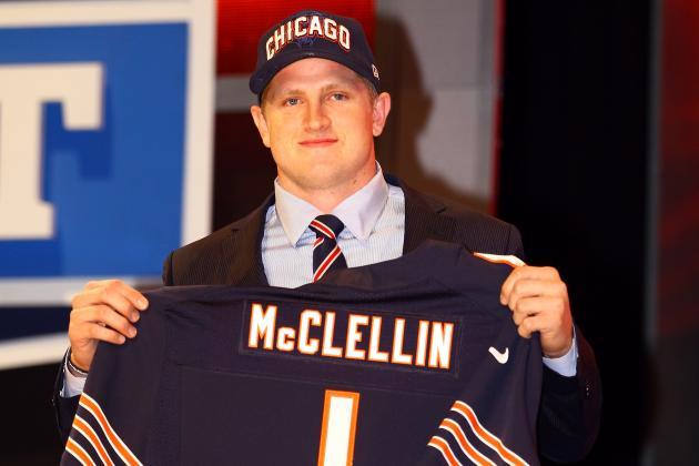 Chicago Bears Draft Grades: Team Earning a B+ After Three Rounds