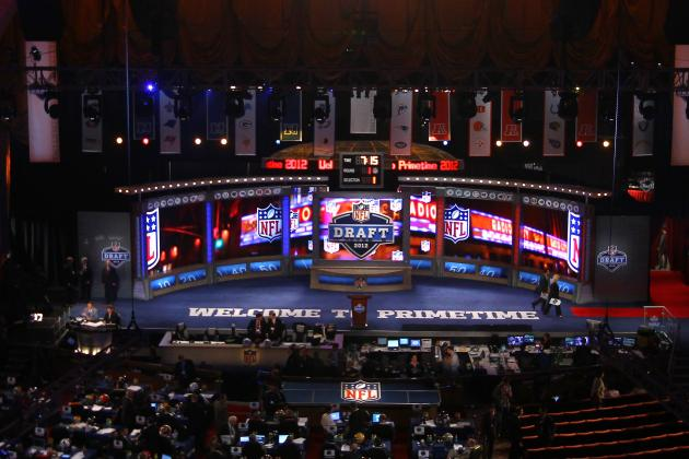 NFL Draft 2012: Where Do the New York Giants Go in Day 3?