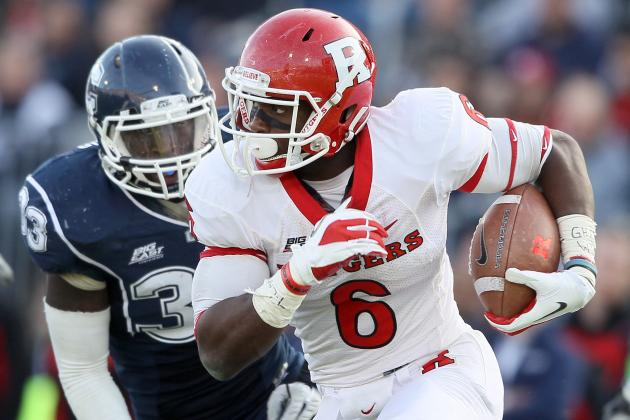 2012 NFL Draft: Rutgers Star Mohamed Sanu a Steal for Cincinnati Bengals