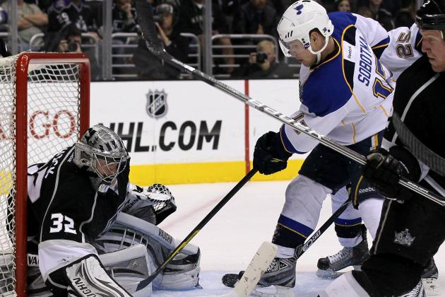 2012 NHL Playoffs: Predicting the 2nd Round: St.Louis vs. Los Angeles