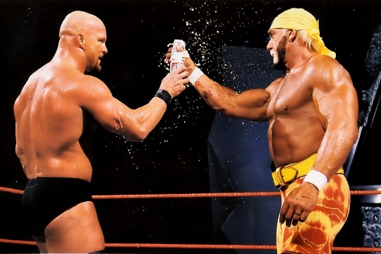 WWE: Hulk Hogan vs.