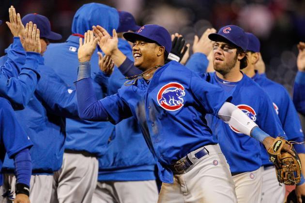 Paul Maholm Outduels Halladay, Chicago Cubs Win 5-1