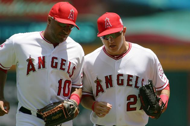 Mike Trout Recalled: Which Los Angeles Angel Will Fall from the Lineup?