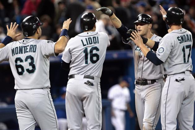Seattle Mariners: Michael Saunders Comes Up Big in Win over Jays