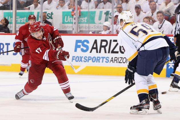 2012 Stanley Cup Playoffs: Phoenix Coyotes Need to Find Ways to Put Teams Away