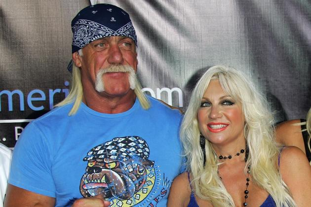 Hulk Hogan's Ex-Wife Lied About Homosexual Allegations