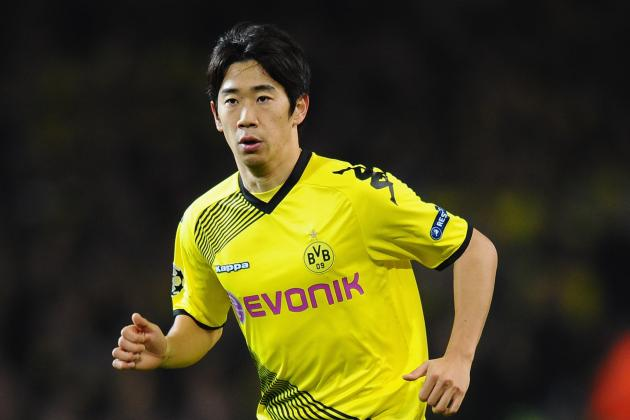 Shinji Kagawa: Borussia Dortmund Star Set for a Manchester United Move