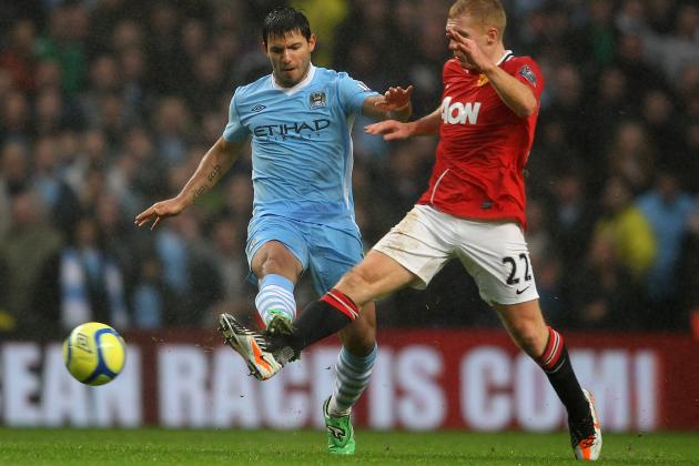 English Premier League Odds Preview: Manchester United at Manchester City