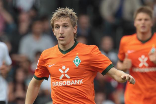 Marko Marin Signed by Chelsea from Werder Bremen