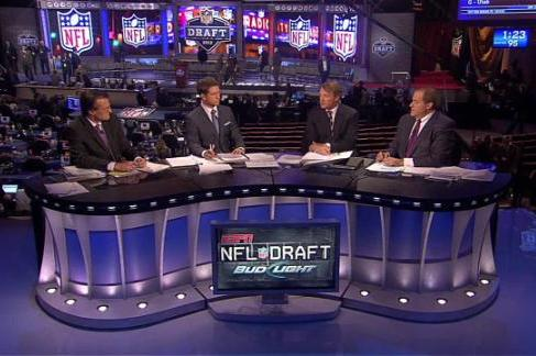2012 NFL Draft: A Letter to ESPN Regarding Its Terrible 'Coverage'