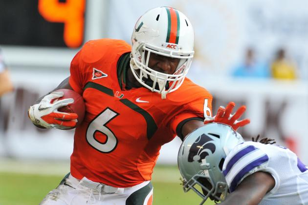 2012 NFL Draft Projections: Lamar Miller and Sliders Sure to Go on Day 3