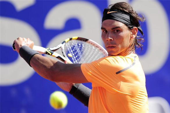 Barcelona Open 2012: Nadal Proves He's the Man to Beat