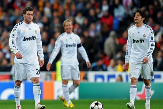 Real Madrid: Gonzalo Higuain and Kaka Negotiating with Paris-Saint Germain