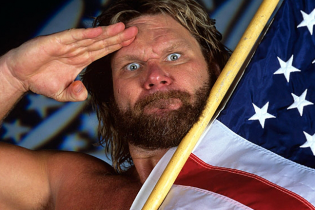WWE: Inappropriate 'USA' Chants and What WWE Should Do About Them