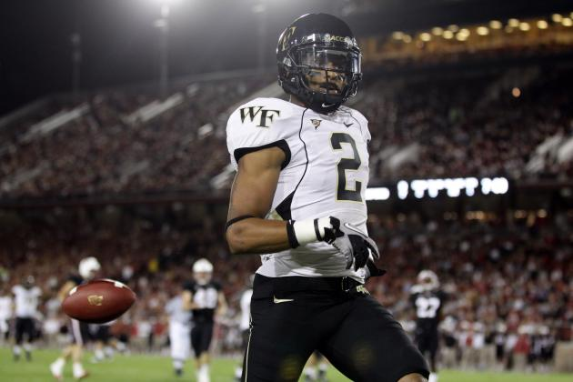 St. Louis Rams 2012 Draft: Grading the Selection of Chris Givens