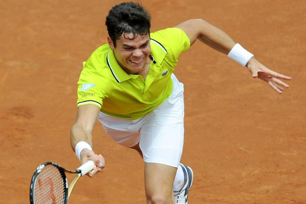 Milos Raonic: How Long Until We Can Call Him a Slam Contender?
