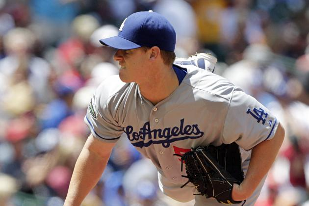 Chad Billingsley Should Be a Nice Matchup Against Bryce Harper