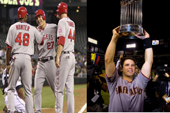 Mike Trout Has Golden Opportunity to Become This Year's  Buster Posey