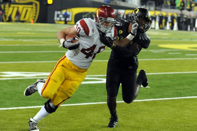 Minnesota Vikings 2012 Draft: Fullback Rhett Ellison the Surprise Pick