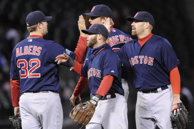 Boston Red Sox Are Making Strides in the Right Direction