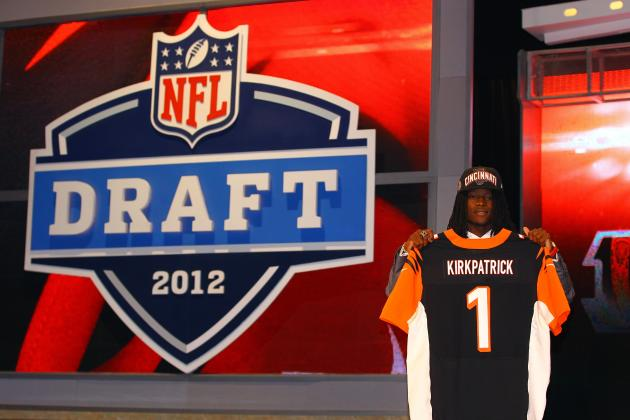 NFL Draft 2012 Live Stream: Steals Who Make Third Day Worth Watching
