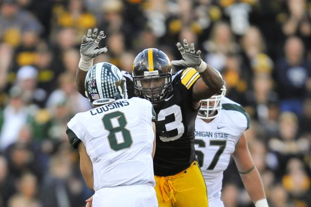 Green Bay Packers 2012 Draft: Ted Thompson Building Defense in the 4th Round