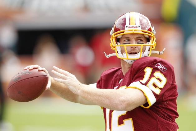 Washington Redskins Wise to Draft Kirk Cousins and Release John Beck