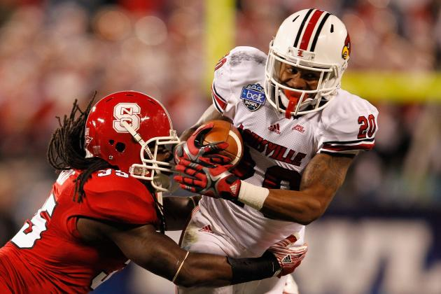 2012 NFL Draft Analysis: Green Bay Packers Add Pass-Rushing LB Terrell Manning