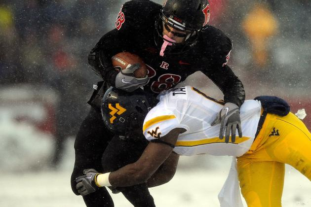 Keith Tandy to Buccaneers: Video Highlights, Scouting Report and Analysis