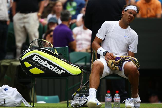 Rafael Nadal: Will He Ever Get Past the Mental Hurdle of His Knee Issue?