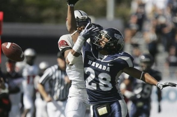 Isaiah Frey to the Bears: Chicago Adds Nevada Cornerback in Round 6