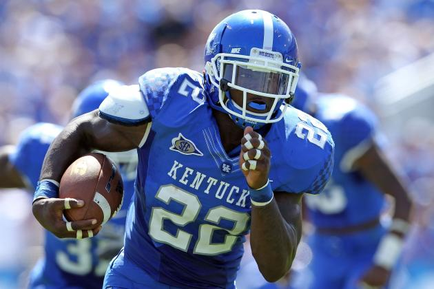 2012 NFL Draft: Kentucky's Winston Guy and Danny Trevathan Picked in 6th Round