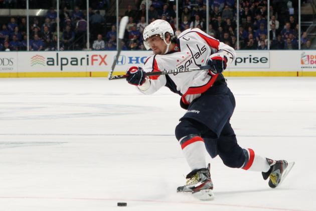 NHL Playoffs 2012: Washington Capitals Offense Needs More Aggression in Game 2