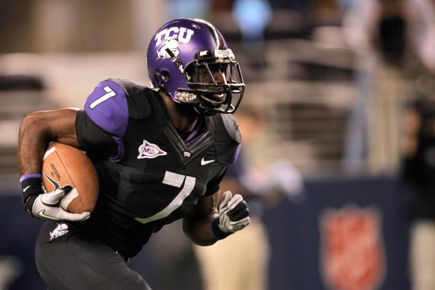 Bears Add TCU Cornerback Greg McCoy with in Round Seven