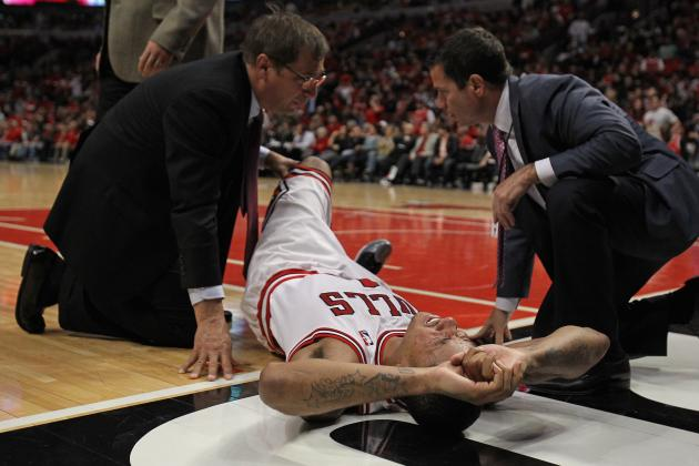 What Derrick Rose's Torn ACL Means for Bulls' Championship Hopes