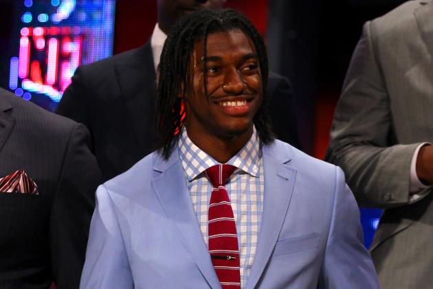 2012 NFL Draft Grades: Grading Each NFC East Team's Draft