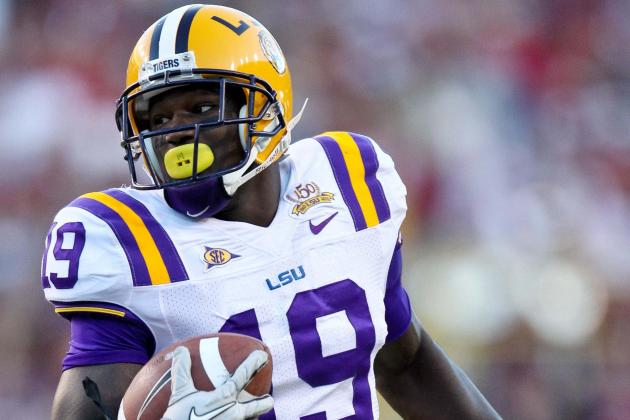 2012 NFL Draft Big Board: Tracking the Best Players Available