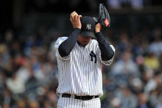 New York Yankees: Freddy Garcia Needs to Be Designated for Assignment