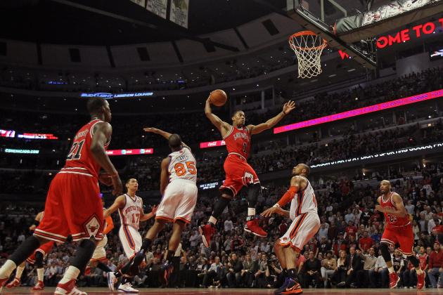 Chicago Bulls: Why D-Rose Shouldn't Have Played at the End of the Regular Season