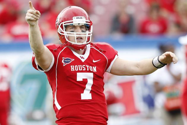 Case Keenum: Houston Texans to Sign Local Star QB