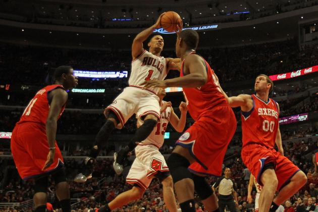 NBA Monday Morning Shootaround: Derrick Rose, Andrew Bynum, and More