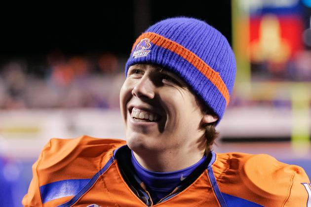 Kellen Moore to Lions: Detroit Signs the Former Boise State Bronco Star QB