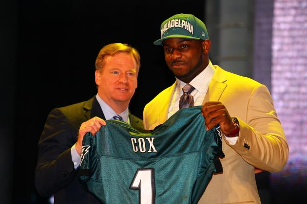 Why the Philadelphia Eagles Are the Biggest Winners of the Draft