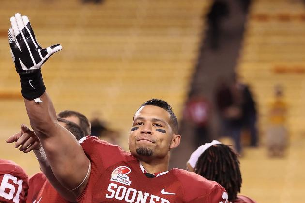 Detroit Lions 2012 NFL Draft: Why Oklahoma LB Travis Lewis Was Their Best Pick
