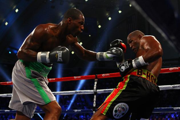 Chad Dawson Proves to Be Too Much for Bernard Hopkins in a Majority Decision Win