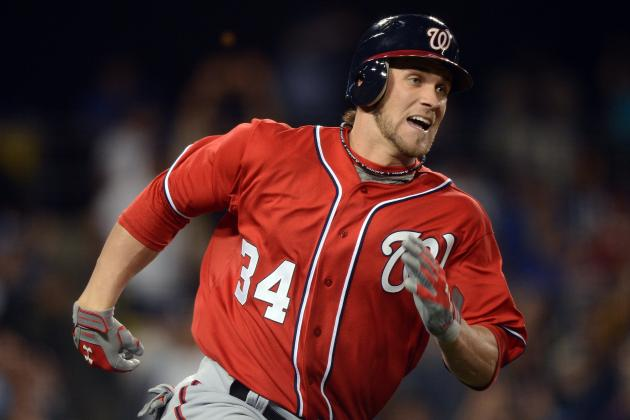 Bryce Harper Lives Up to Hype in Major League Debut