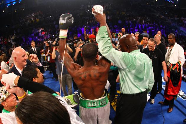 Hopkins vs. Dawson: Bad Chad Wins Title in Horribly Boring Fight